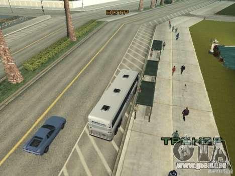 Ligne de bus à Las Venturas pour GTA San Andreas septième écran