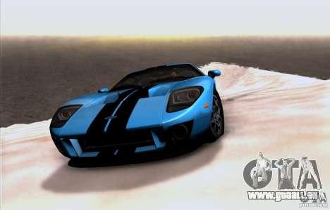 ENBSeries by HunterBoobs v3.0 für GTA San Andreas achten Screenshot