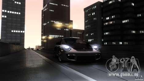 Porsche 911 GT2 RS 2012 für GTA San Andreas Unteransicht