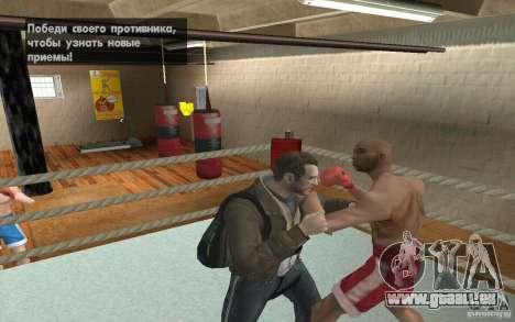 Das System kämpft von GTA IV V 3.0 für GTA San Andreas sechsten Screenshot