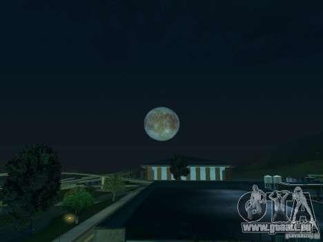 Mond: Europa für GTA San Andreas