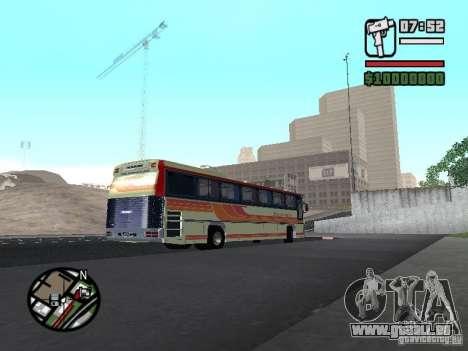 MARCOPOLO III SCANIA 112 für GTA San Andreas Rückansicht