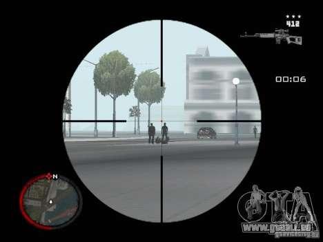 MASSKILL pour GTA San Andreas cinquième écran