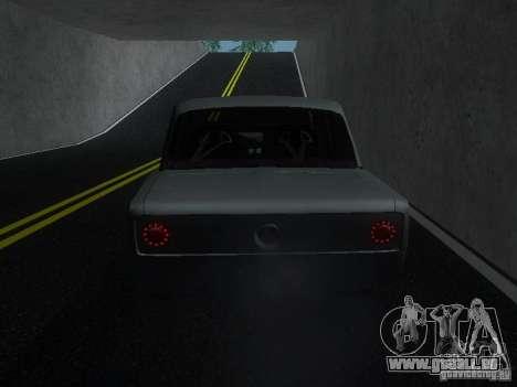 VAZ 2106 Drag Racing für GTA San Andreas rechten Ansicht