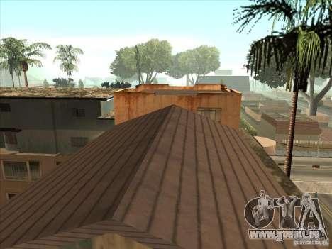 Karte für Parkour und bmx für GTA San Andreas siebten Screenshot