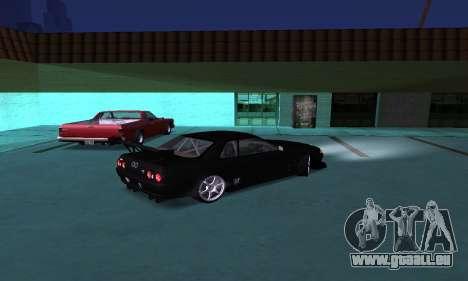 Nissan Skyline R32 GT-R für GTA San Andreas linke Ansicht
