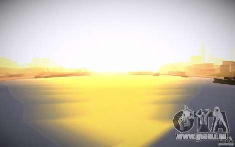 HD Water v4 Final für GTA San Andreas siebten Screenshot
