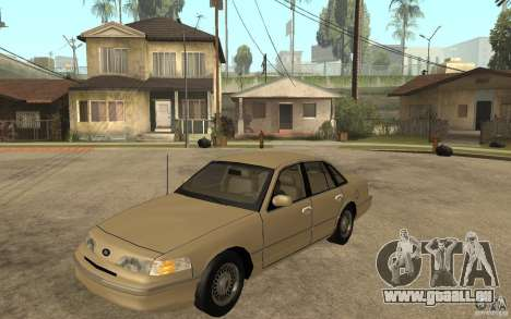 Ford Crown Victoria LX 1992 pour GTA San Andreas
