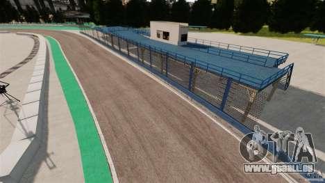 Ebisu Circuit pour GTA 4 secondes d'écran