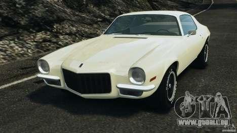 Chevrolet Camaro 1970 v1.0 für GTA 4