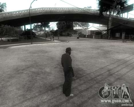 GTA SA - Black and White pour GTA San Andreas