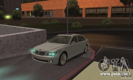 Lampes de couleur néon pour GTA San Andreas deuxième écran