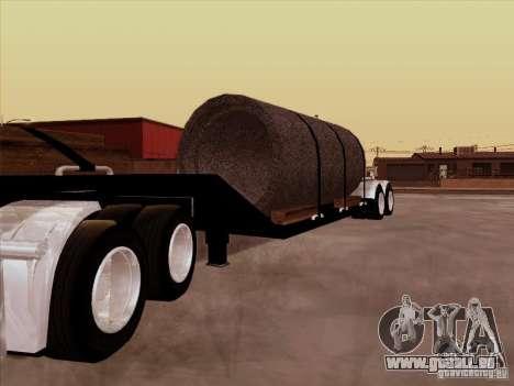 Anhänger, Peterbilt 378 Custom für GTA San Andreas