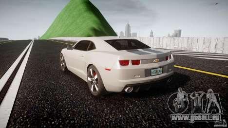 Chevrolet Camaro pour GTA 4 Vue arrière de la gauche