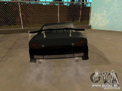 New Tuning Kits for Elegy für GTA San Andreas linke Ansicht