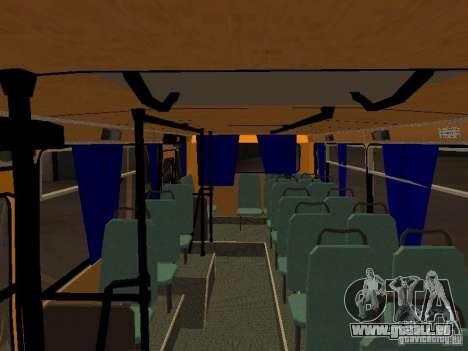 BOGDAN A 09202 pour GTA San Andreas laissé vue