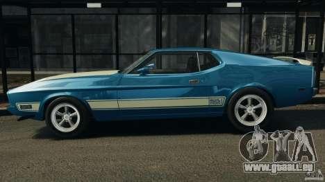 Ford Mustang Mach I 1973 für GTA 4 linke Ansicht