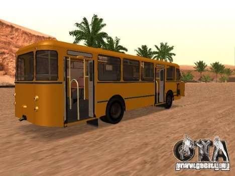 Skripte für Liaz 677 für GTA San Andreas