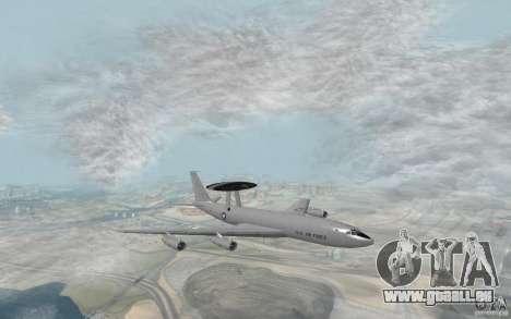 Boeing E-3 Sentry pour GTA San Andreas