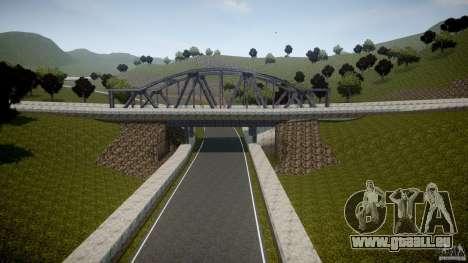 Maple Valley Raceway pour GTA 4 dixièmes d'écran