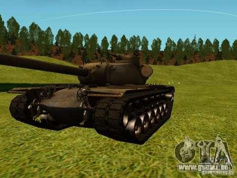 T-110E5 für GTA San Andreas