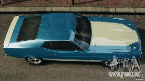 Ford Mustang Mach I 1973 für GTA 4 rechte Ansicht