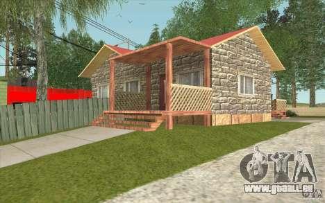 Un nouveau village Dillimur pour GTA San Andreas sixième écran