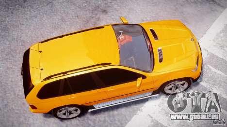 BMW X5 E53 v1.3 für GTA 4-Motor