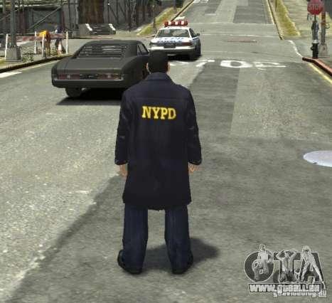 Ultimate NYPD Uniforms mod für GTA 4 fünften Screenshot