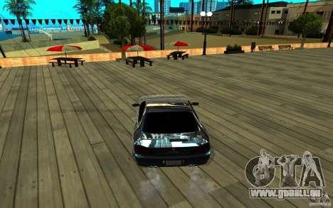 ENB pour n'importe quel ordinateur pour GTA San Andreas huitième écran