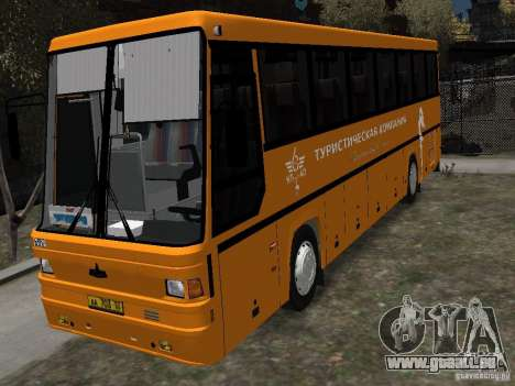MAZ 152A für GTA 4