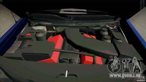 Ford Lobo Lariat Ecoboost 2013 pour GTA San Andreas vue intérieure