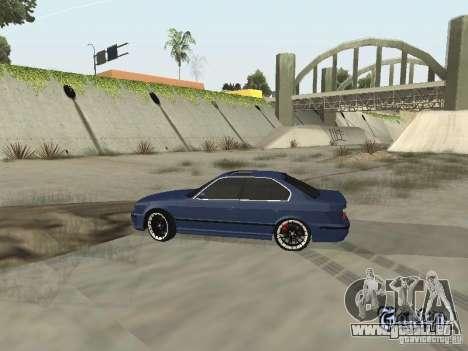 BMW M5 E34 V2.0 für GTA San Andreas rechten Ansicht