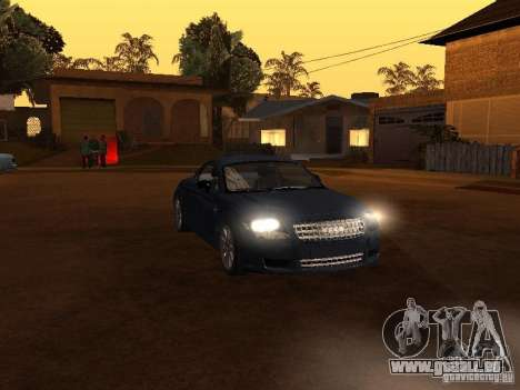 Audi TT 3.2 Quattro pour GTA San Andreas