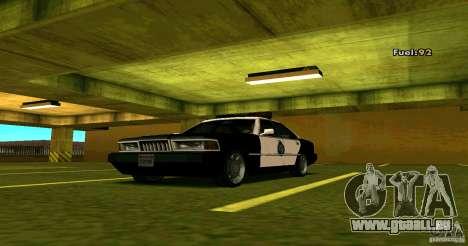 Sentinel Police LV für GTA San Andreas