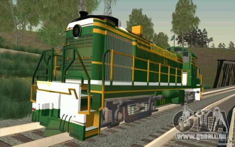 Maine Central RS3 pour GTA San Andreas