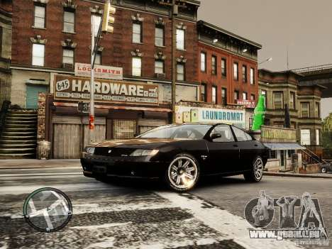 Dodge Interpid V6 pour GTA 4