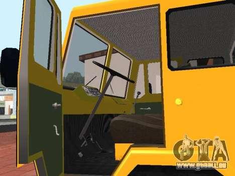 KAZ 608V für GTA San Andreas rechten Ansicht