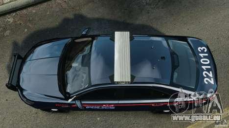 Ford Taurus 2010 Atlanta Police [ELS] pour GTA 4 est un droit