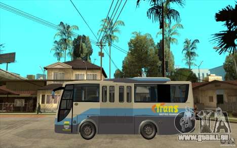 Hino Evo C für GTA San Andreas linke Ansicht