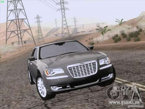Chrysler 300 Limited 2013 pour GTA San Andreas roue