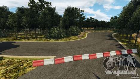 Bihoku Drift Track v1.0 pour GTA 4 septième écran