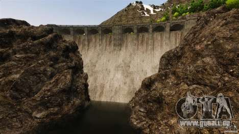 Countryside Mountains V pour GTA 4 septième écran