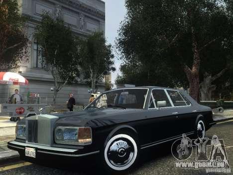 Rolls-Royce Silver Spirit 1990 pour GTA 4
