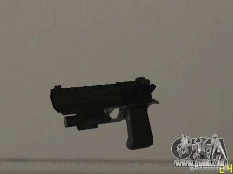 Armes de la COD MW 2 pour GTA San Andreas septième écran