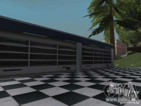 New Doherty pour GTA San Andreas quatrième écran