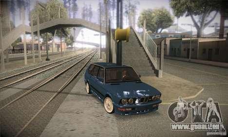Immatériels messages pour GTA San Andreas quatrième écran