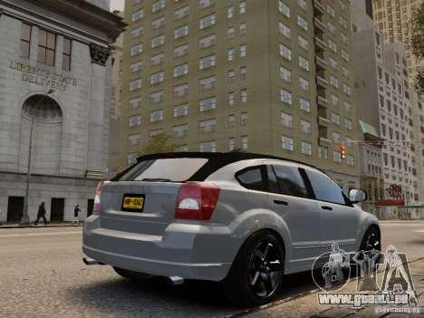 Dodge Caliber für GTA 4 linke Ansicht