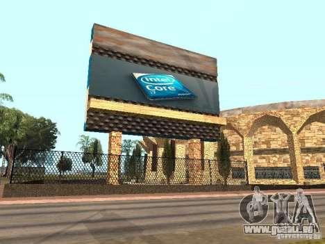 Ein neues Stadion in Los Santos für GTA San Andreas dritten Screenshot