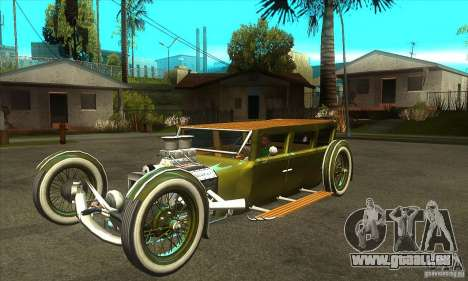 HotRod sedan 1920s pour GTA San Andreas